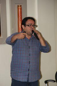 Técnico do Núcleo de Inovação, Alan Souza