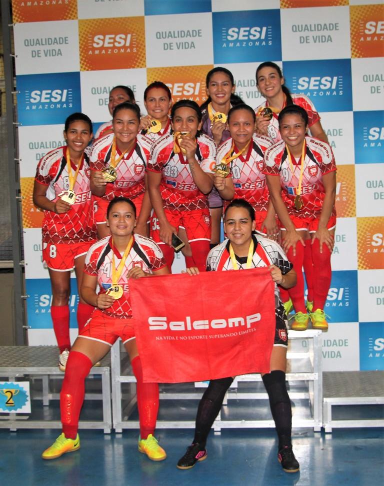 4f97da33d3 Salcomp é campeã no Futsal Feminino dos Jogos