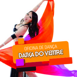 OFICINA DE DANÇA DO VENTRE